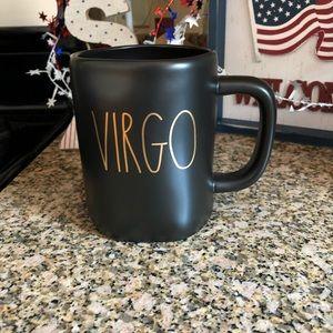 """2/$30 🎉🎉 NWT Rae Dunn """"Virgo"""" Ceramic Mug"""